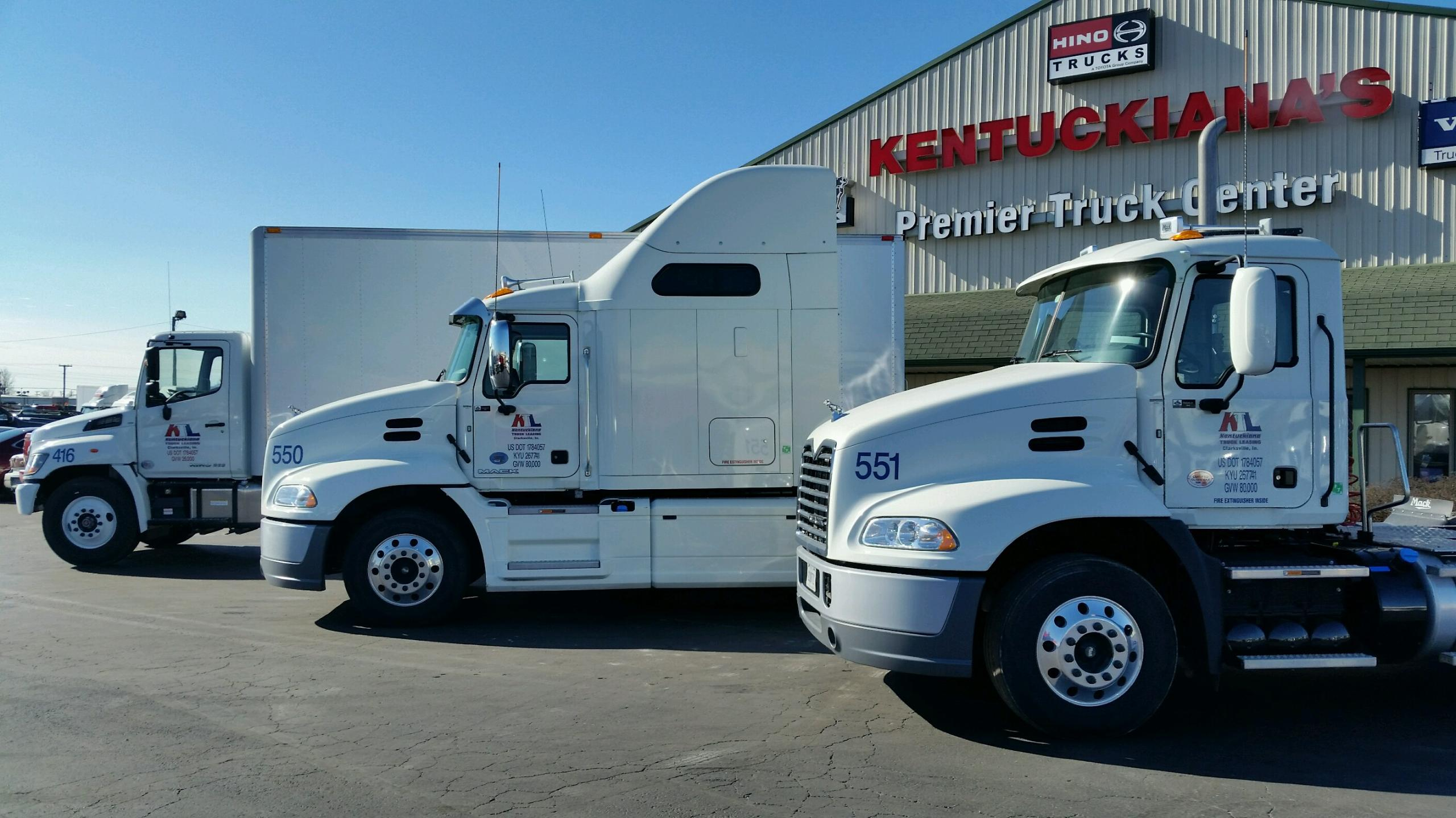 offer full service leasing commercial truck rentals and contract maintenance and are proud to be affiliated with the mack and volvo leasing program
