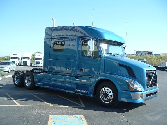 volvo rig big truck semi sale for lending